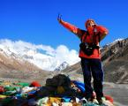 10 day tour to Mt Everest Base Camp with Holy Lake Namtso pictures