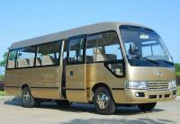 Coaster Coach - Beijing Bus Tour
