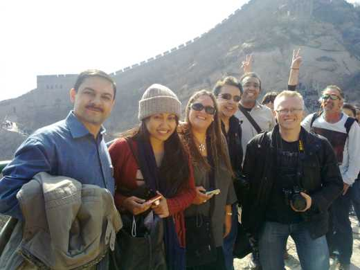 Beijing Bus/Group Tour