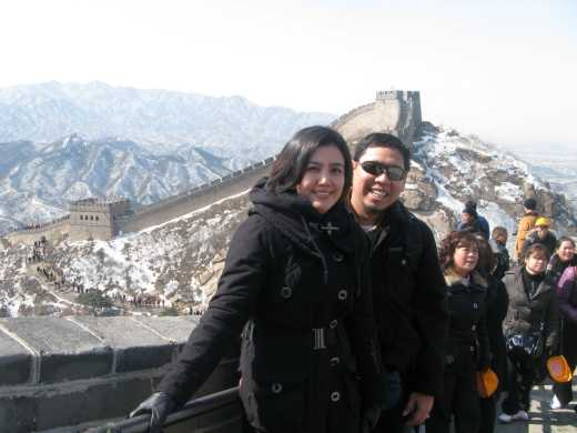 Great Wall on March 17 2010