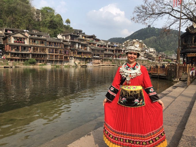 Fenghuang local dress