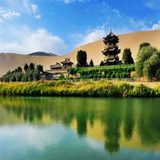 11 day Silk road tour from Beijing, China