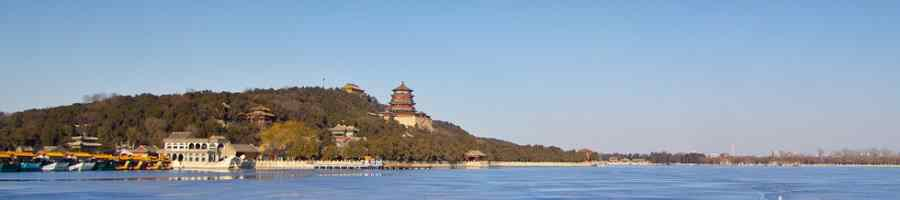 Beijing city tour to the Summer Palace
