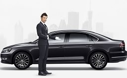 China Car Rental with Driver