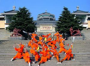2 Days Tour: Longmen Grottoes and Shaolin Temple (by train)