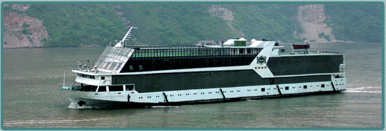 Serenity Cruiser, Yangtze River & Three Gorges Tour