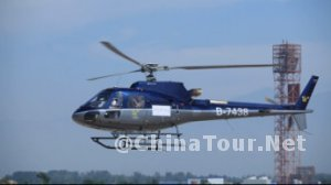 """Helicopter""""Squirrel""""-Beijing Helicopter Tour"""
