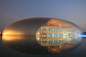 The Grand Theatre-Top 10 Beijing Modern Architecture
