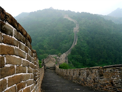 1 Day Tour Jiankou To Mutianyu Great Wall Hiking