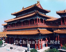 Yonghegong Lama Temple-Top 10 Beijing Imperial Attractions