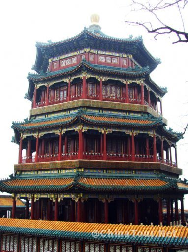 Tower of Buddhist Incense (Foxiangge)
