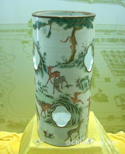 The treasure in Wenchang Gallery