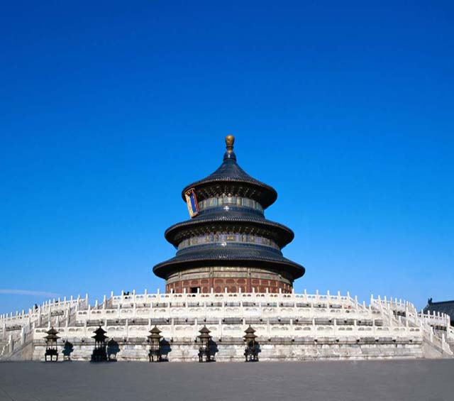 The Hall of Prayer for Good Harvest-Temple of Heaven