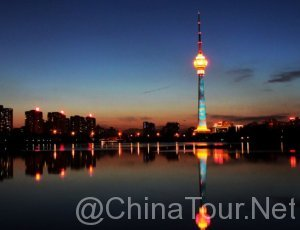 CCTV Tower-Top 10 Beijing Nightlife Attractions
