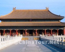 forbidden city-Beijing Must See Attractions