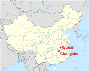 wuhan changsha