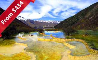 Jiuzhaigou Flight Essence Tour