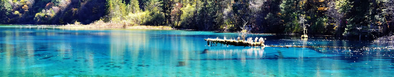 Explore the Jiuzhaigou