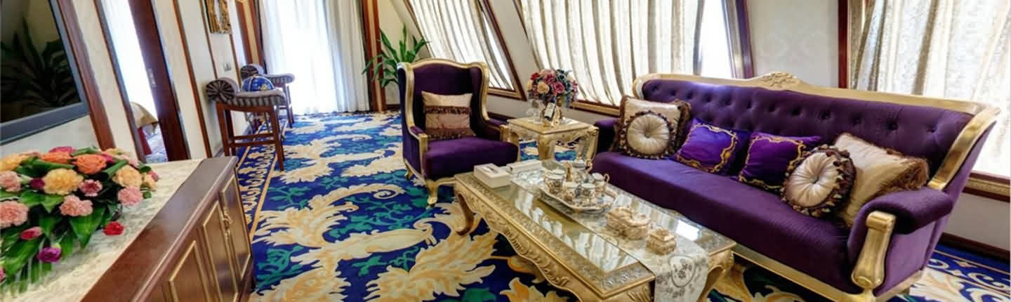 President Suite of Yangtze Gold 3