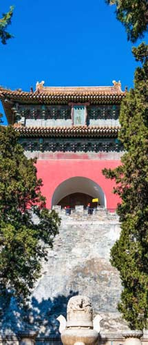 1 day Great Wall and Ming Tomb tour